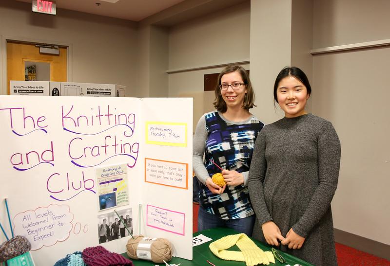 2018 Spring Student Involvement Fair