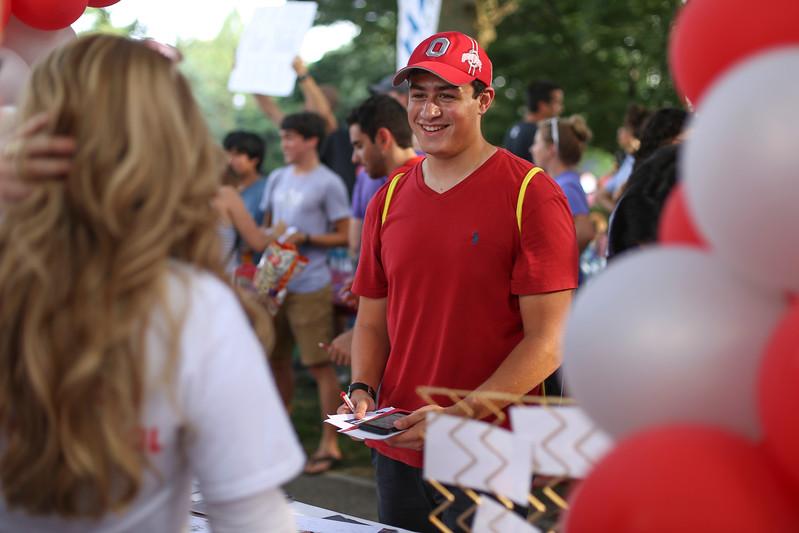 2017 Autumn Student Involvement Fair