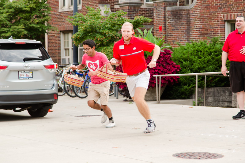 2017 Move in Day