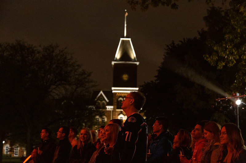 2019 Spring Candlelight Ceremony