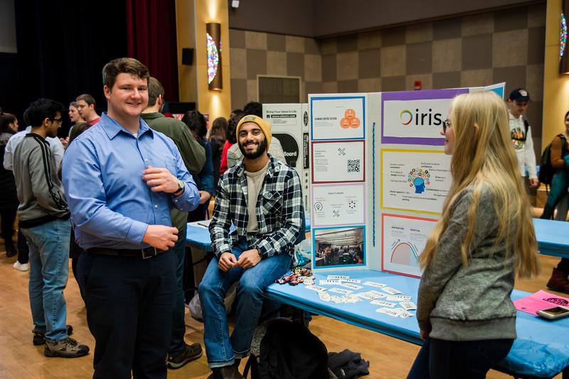 2019 Spring Student Involvement Fair