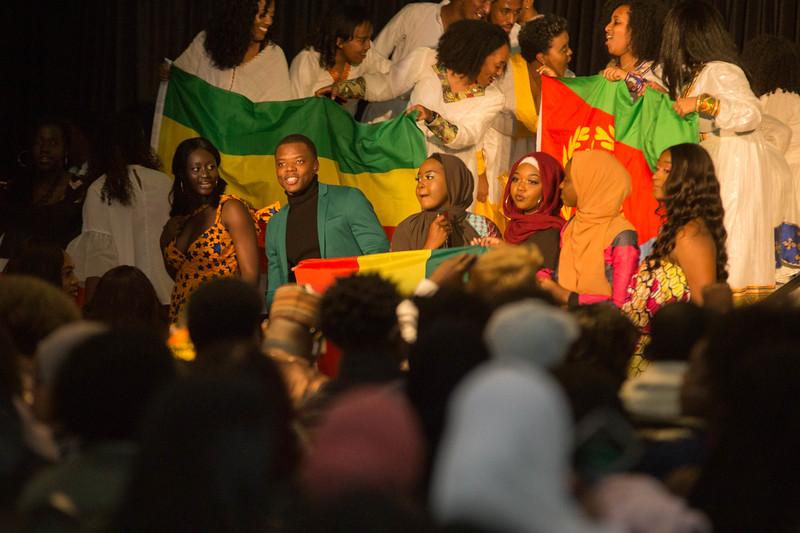 African Night 2018
