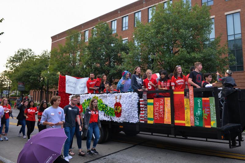 2018 Homecoming Parade