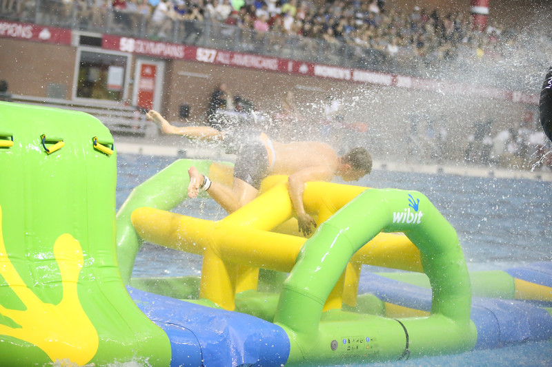 2018 Welcome Week Wipeout!