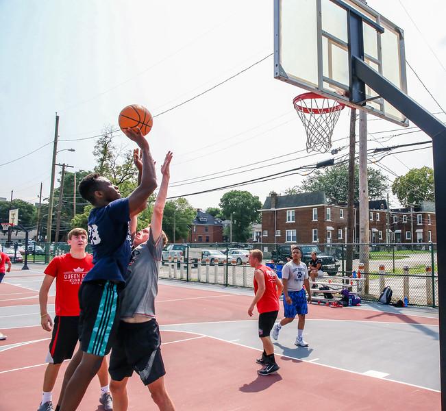 2018  3v3 Welcome Week Basketball Tournament