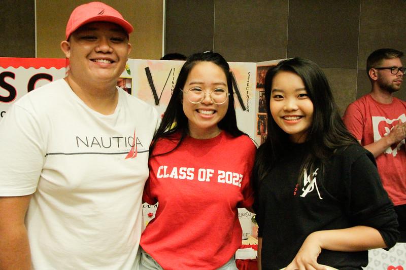 2018 APIDA Student Welcome