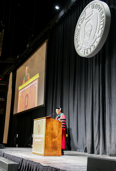 2018 Convocation & Columbus Welcome