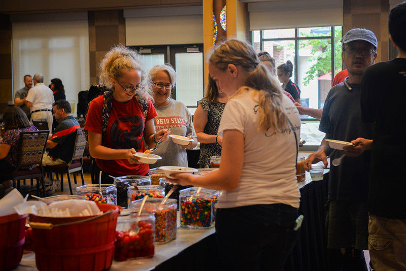 2018 Welcome Week Ice Cream Social
