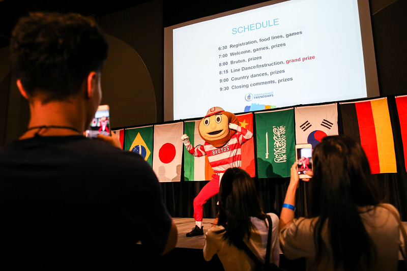 2018 International Student Welcome