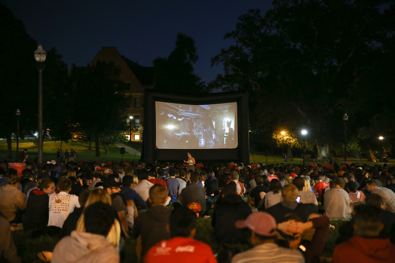2018 Movie on the South Oval