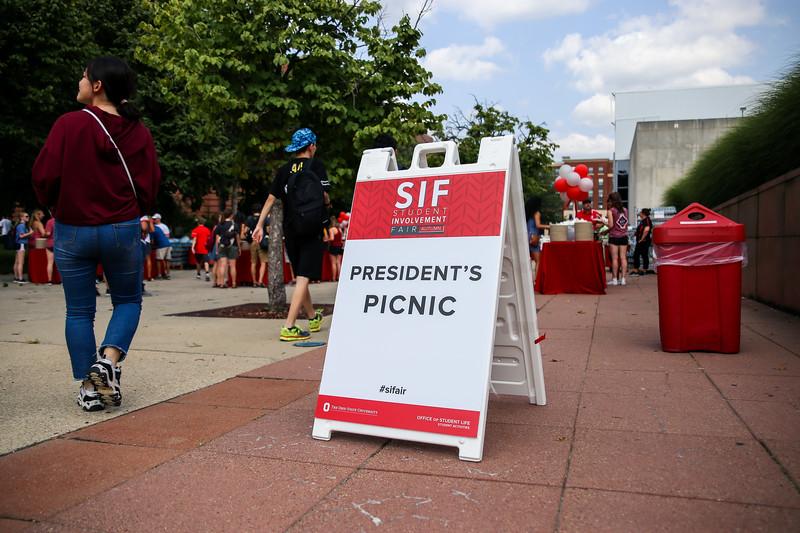 2018 President's Picnic