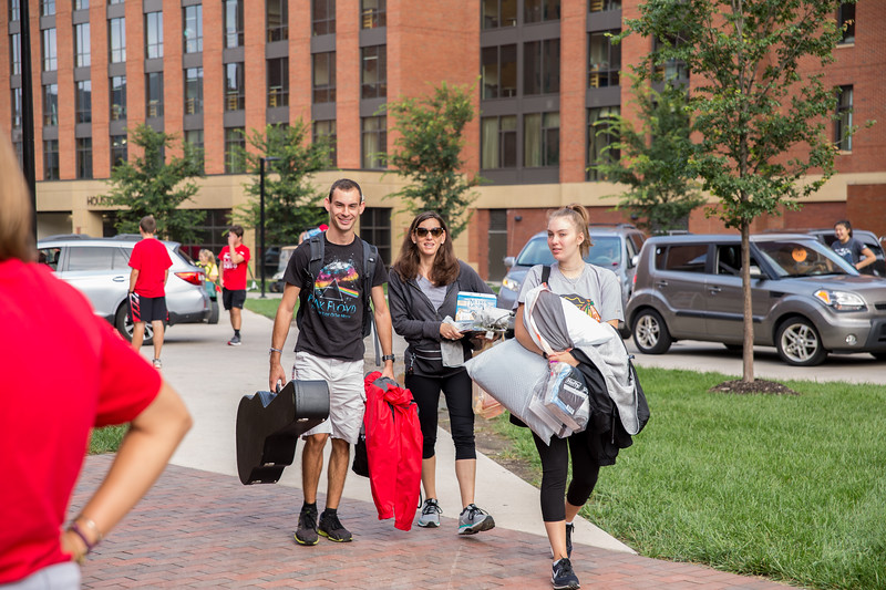 2018 Move-In Day