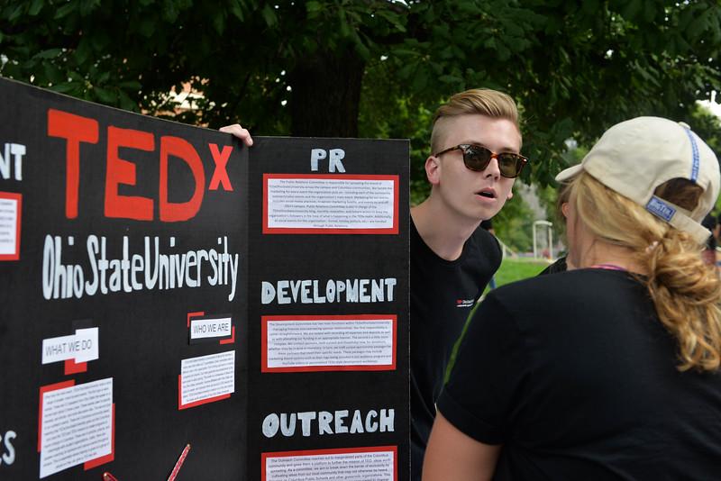 2018 Student Involvement Fair