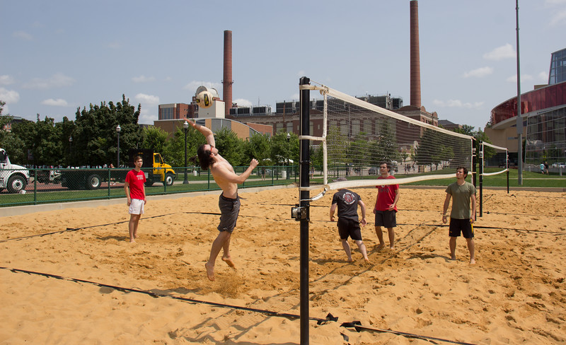 2018 Welcome Week Volleyball Tournament