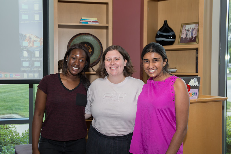 2018 Women Student Initiatives Welcome