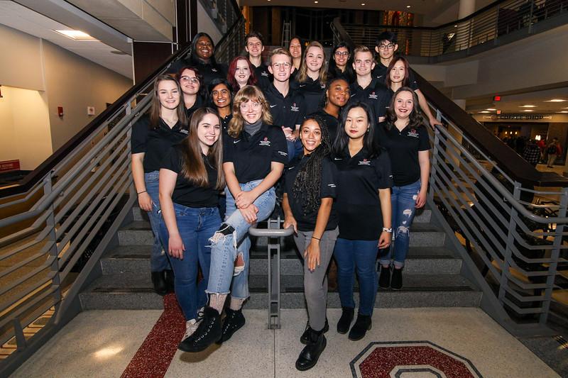 2019 - 2020 Student Leadership Advocates