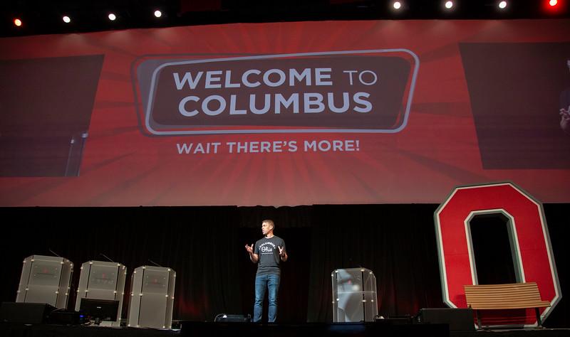 2019 Columbus Welcome
