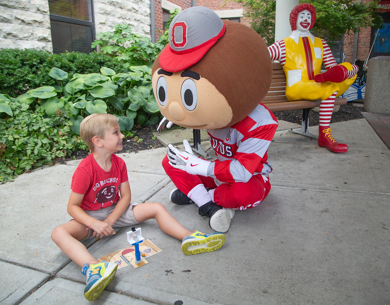2019 Columbus Welcome Brutus Service Photo Session