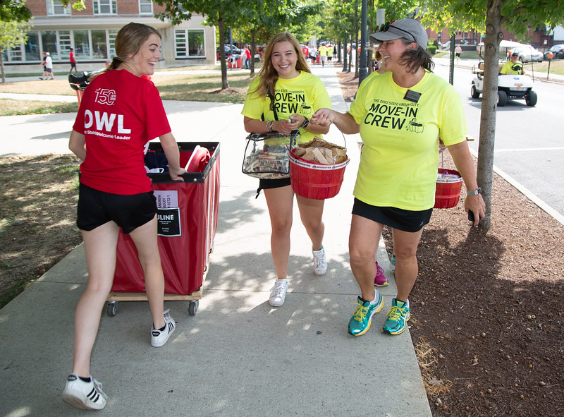 2019 Move-In Day