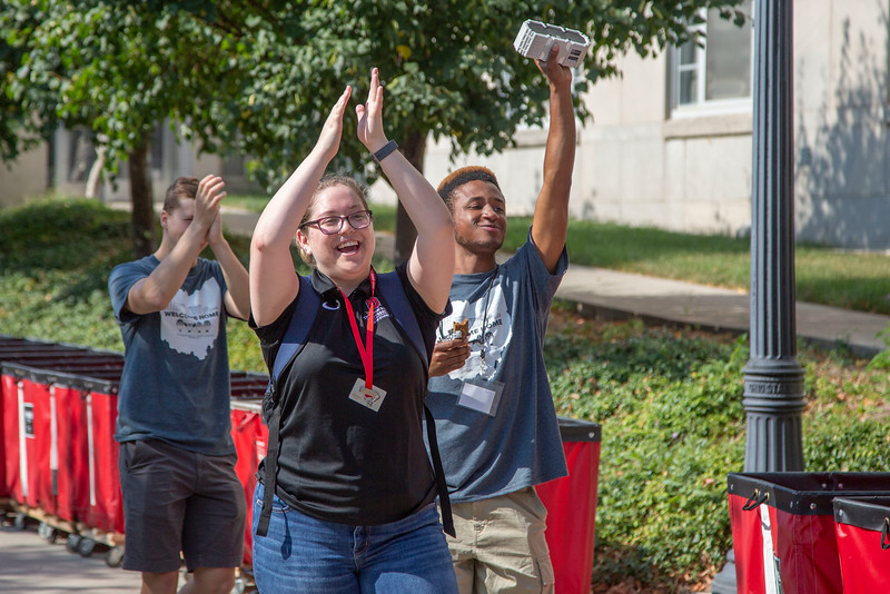 2019 OWL Move-In Day