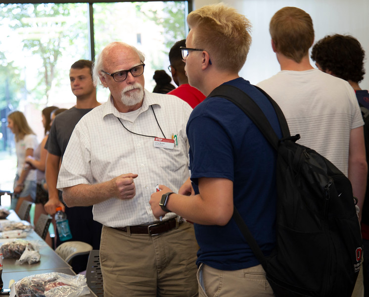 2019 STEP Student Welcome