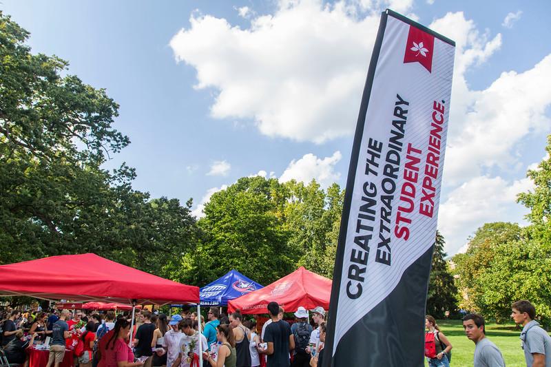 2019 Autumn Student Involvement Fair