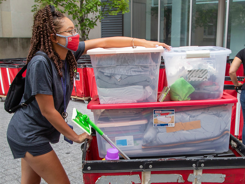 2020 Move-In Day