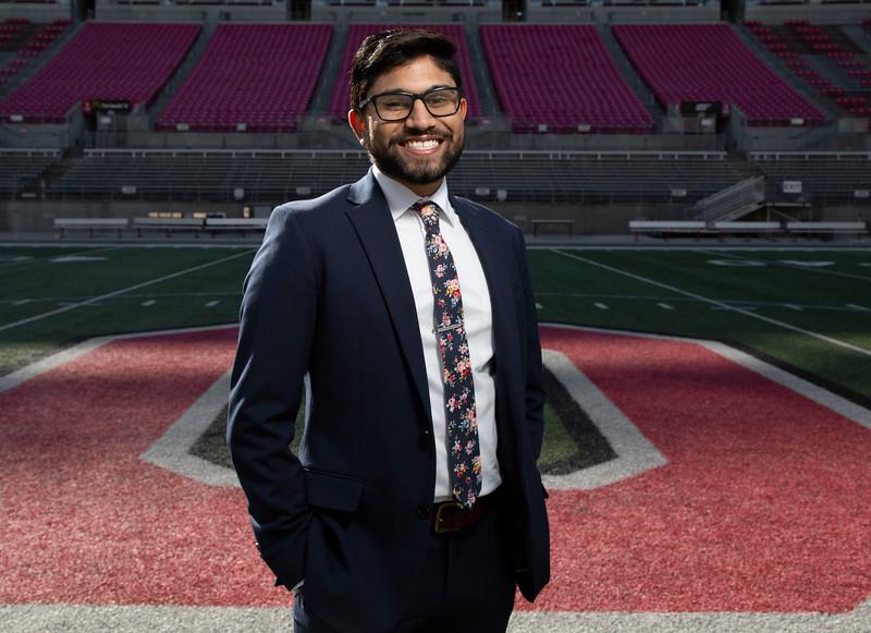 2021 Leadership Awards Honoree - Ishan Patel