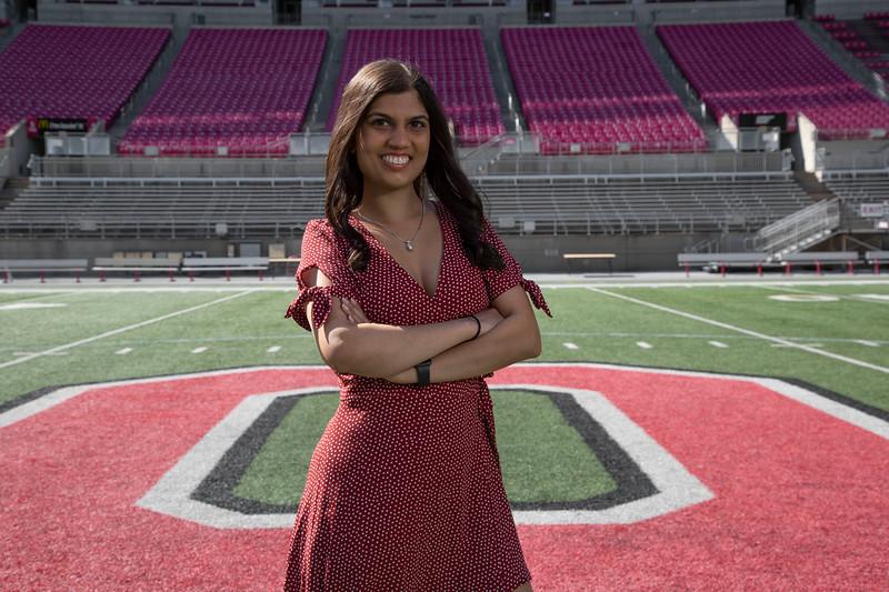 2021 Leadership Awards Honoree - Samina Hejeebu