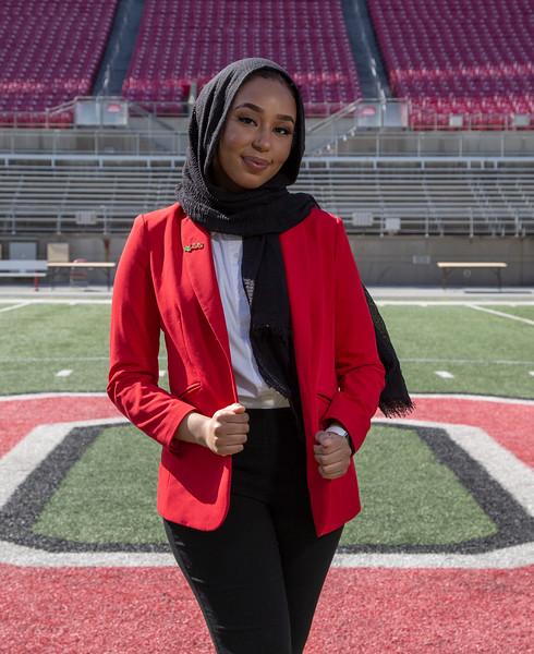 2021 Leadership Awards Honoree - Roaya Higazi