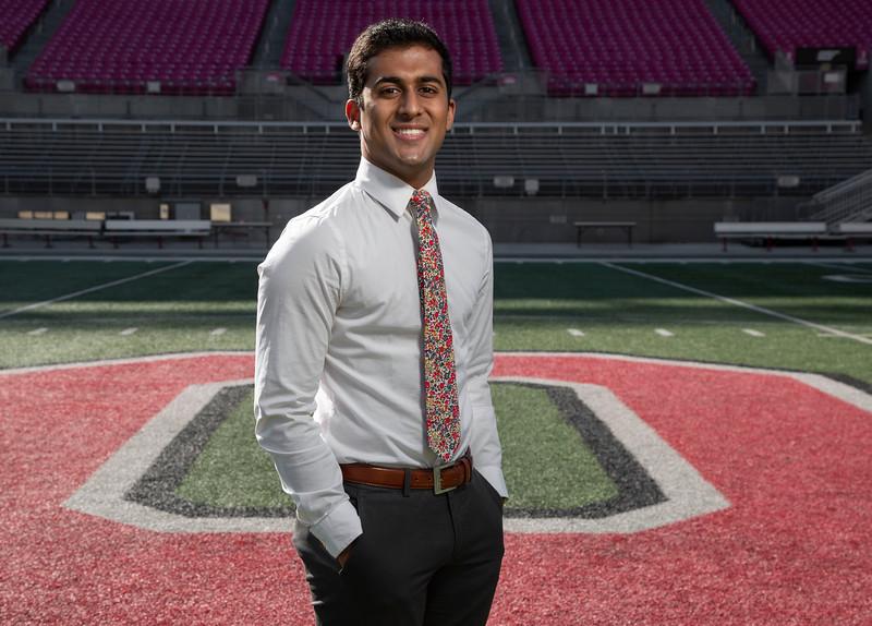 2021 Leadership Awards Honoree - Anand Shah