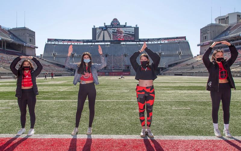 2020 First Year Students Tour Ohio Stadium