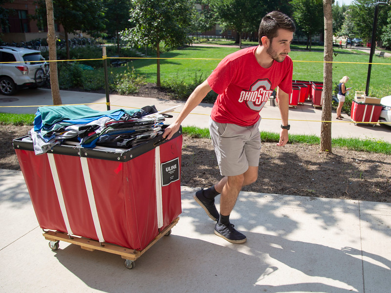 2021 Move-In Week