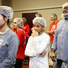 MLK Day took place at the Ohio Union, Hale Center, and Nonprofits around Columbus  on Monday, January 16th, 2017. (Joshua Farr/ Ohio State University, Office of Student Life)