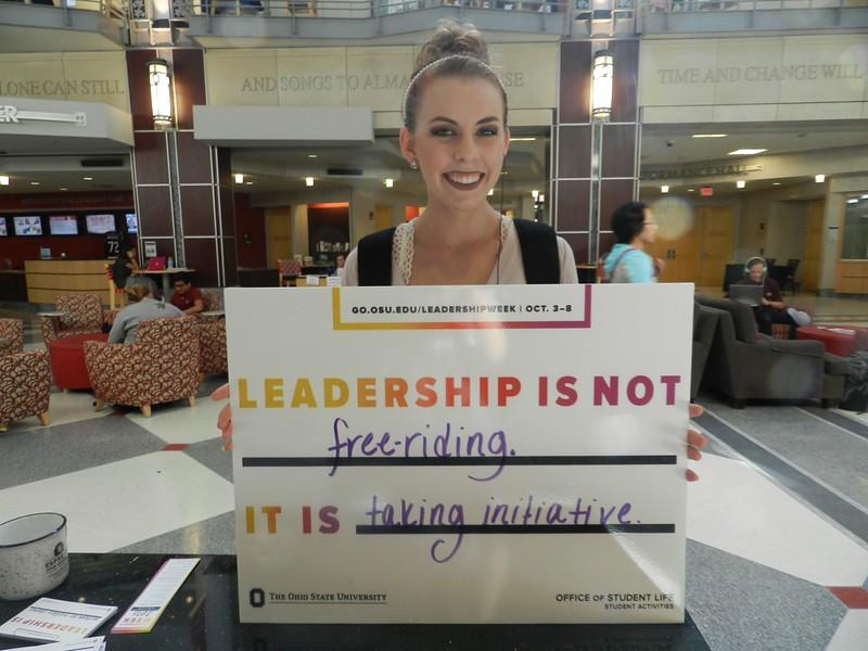 Leadership Week 2016