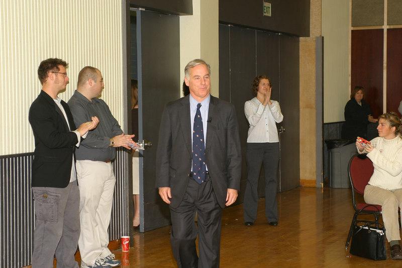 2004 Bob Dole Howard Dean Debate