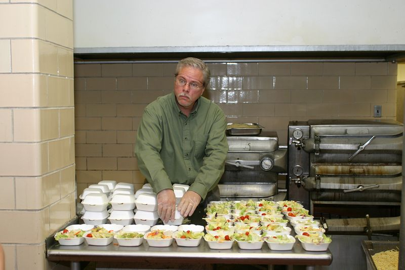 2005 Hurricane Relief Spaghetti Dinner