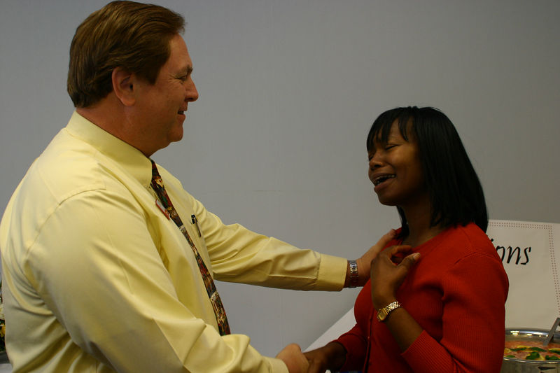 2005 Yvonne Dulaney Award Recipient