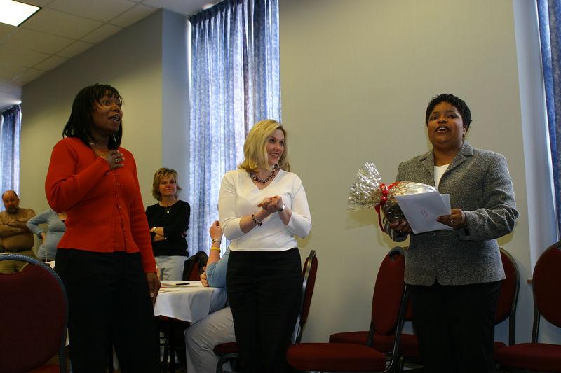 2005 Yvonne Dulaney Award Recipient