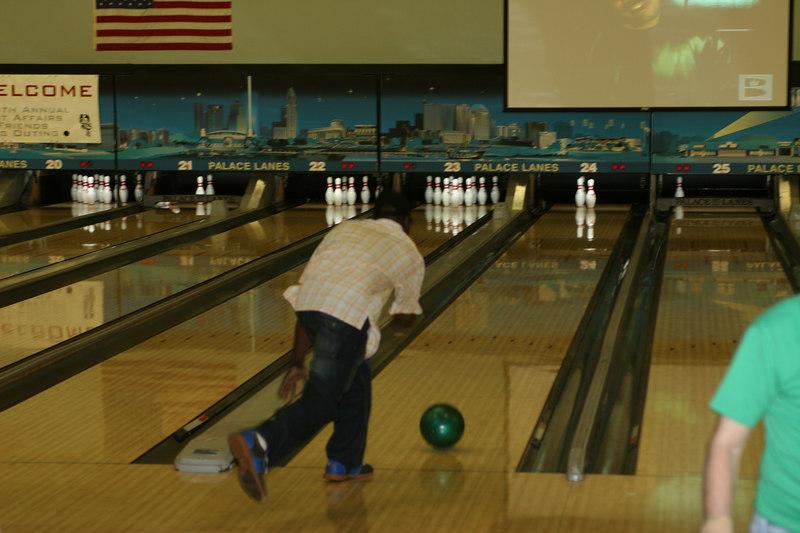 2007 SA Bowling Outing