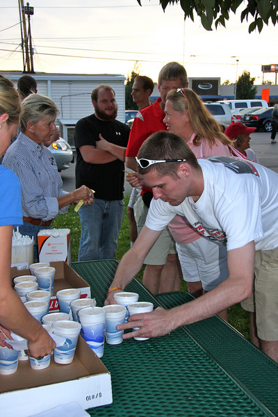 2009 Dr. Gee State Tour - The Root Beer Stand