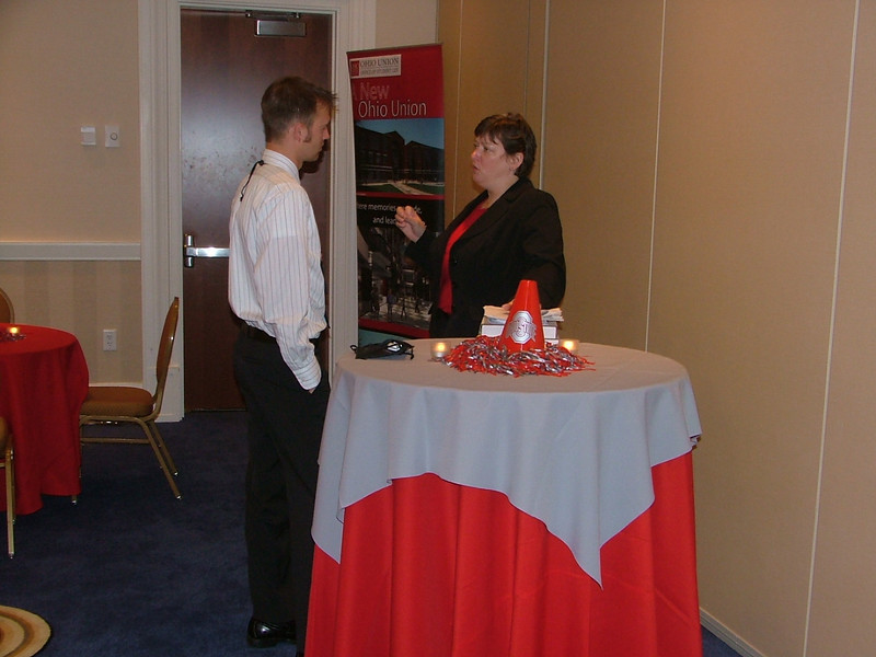 ACPA Reception