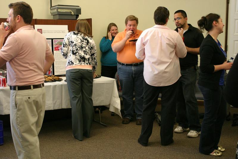 """2009 Meet """"Dr. J"""""""
