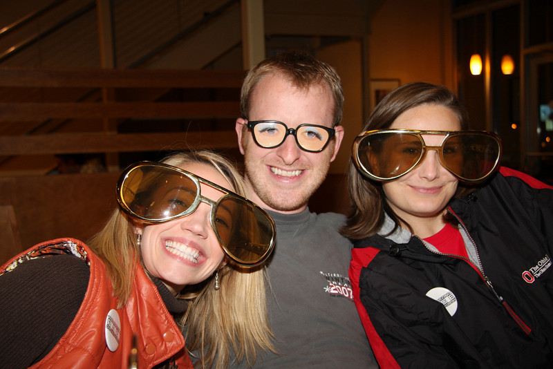2008 Optometry Amazing Race with Dr. Gee
