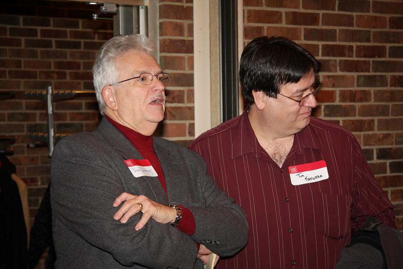 2009 Rich Hollingsworth Retirement
