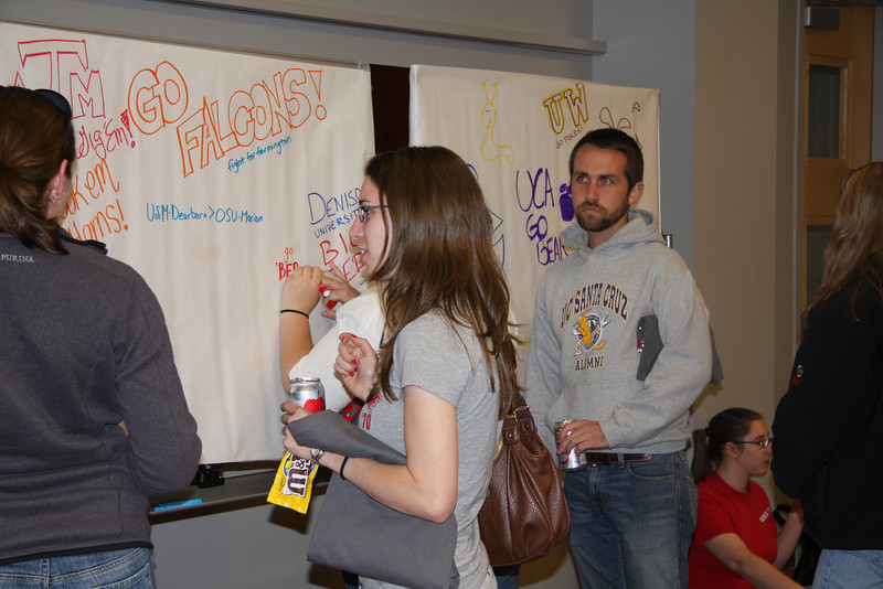 2010 Grad Prof Students are T-errific!