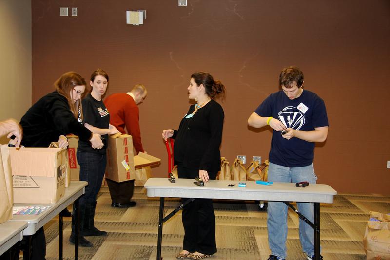 2009 Student Life Community Service Event