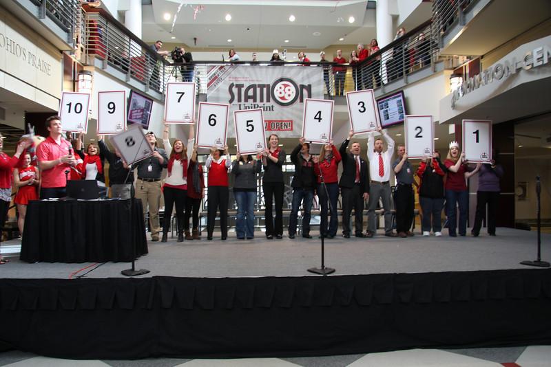 2011 Ohio Union 1st Anniversary Celebration