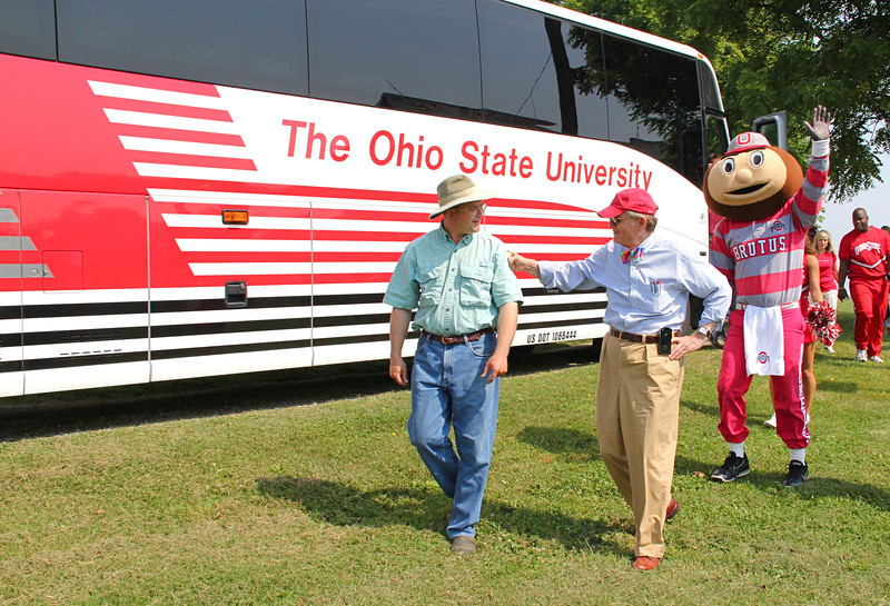 2011 OSU State Tour - Cross Roads Farm
