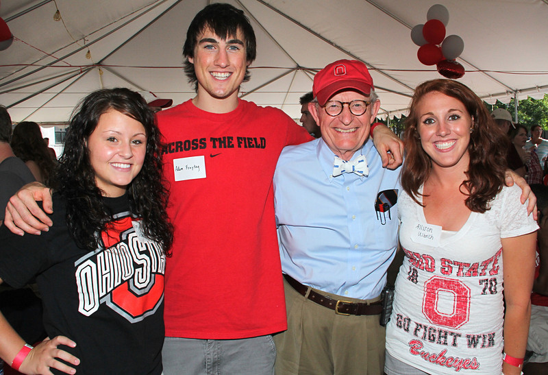 2011 OSU State Tour - Dayton Dragons Event